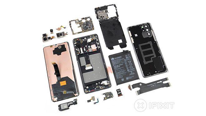 Huawei P30 Pro iFixit