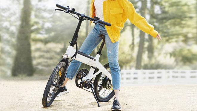 Xiaomi Himo C20 elektrikli bisiklet