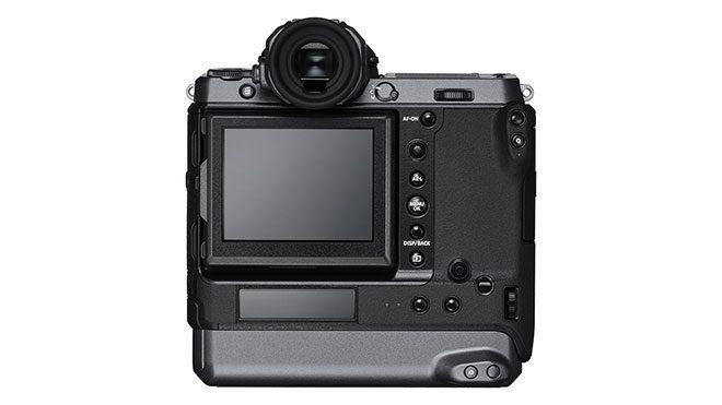 Orta Format aynasız Fujifilm GFX 100
