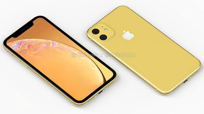 2019 iPhone XR