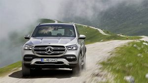 Mercedes-Benz GLE 580