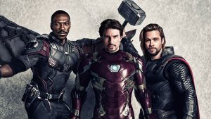 Avengers 90'lı yıllar