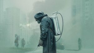 Çernobil felaketini anlatan Chernobyl dizisi