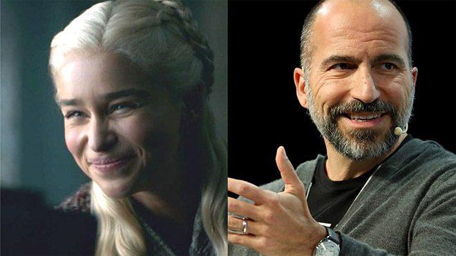 Daenerys_Targaryen-Dara Khosrowshahi