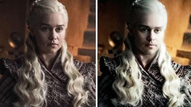 Daenerys Targaryen ve Dave Targaryen