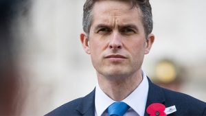 İngiltere savunma bakanı