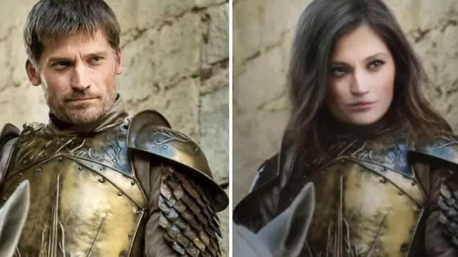 Jaime Lannister ve Jenny Lannister