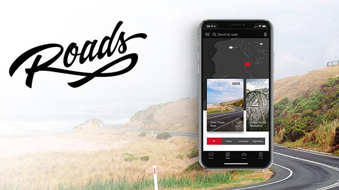 Porsche Roads