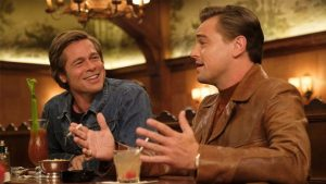 9. Quentin Tarantino filmi Once Upon a Time in Hollywood