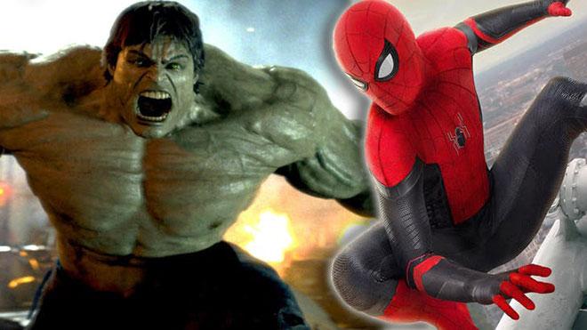 hulk spider-man