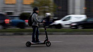almanya elektrikli scooter