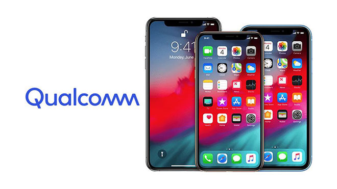 Apple Qualcomm iPhone