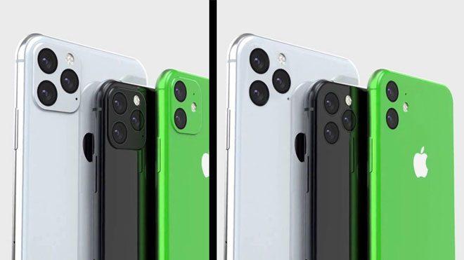Apple iPhone tasarım düzenlemesi