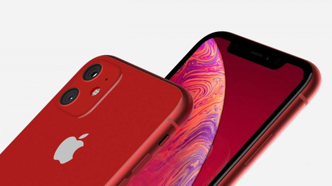 Apple iPhone XR 2019 konsepti