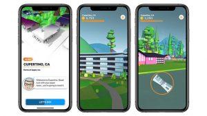 Apple tarafından çıkarılan iPhone oyunu