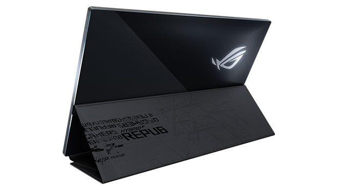 Asus ZenScreen Touch taşınabilir monitör ROG Strix XG17