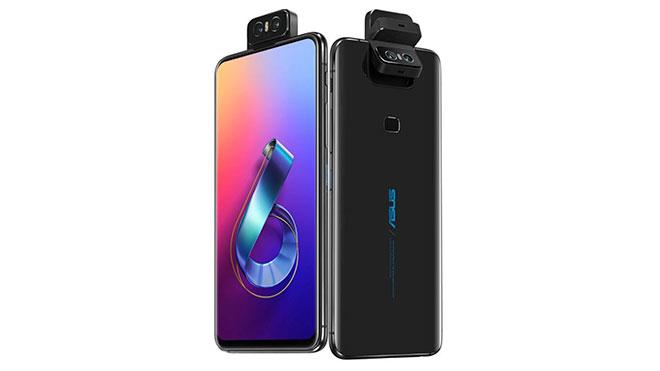 Asus Zenfone 6 DxOmark