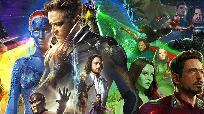 Avengers X-Men disney