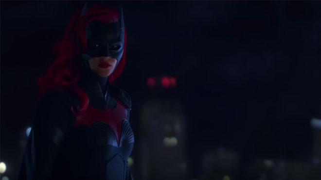 Batman yerini alacak Batwoman fragmanı