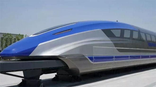 Çin maglev tren