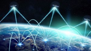 Elon Musk SpaceX Starlink uzaydan internet
