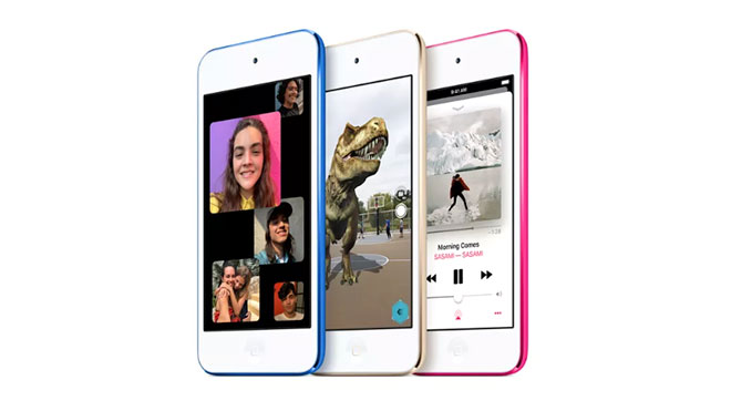 Yeni Apple iPod Touch
