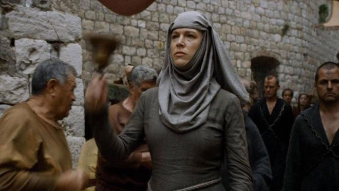 Game of Thrones 8. sezon 6. bölüm shame