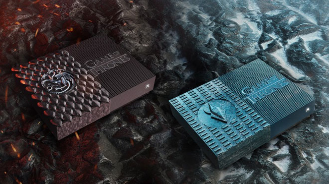 Game of Thrones temalı Xbox One S All Digital