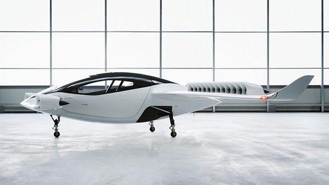 Lilium uçan taksi
