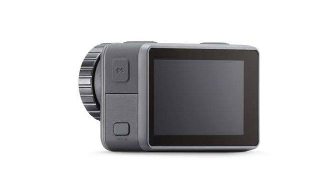 DJI Osmo Action aksiyon kamerası