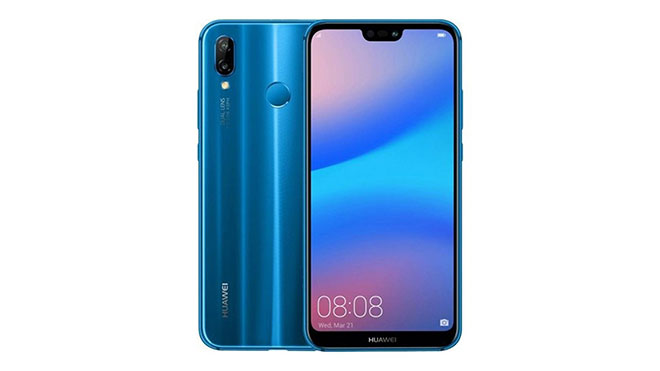 Huawei P20 Lite Android Pie