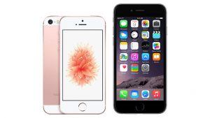 Apple iPhone se iOS 13 iphone 6