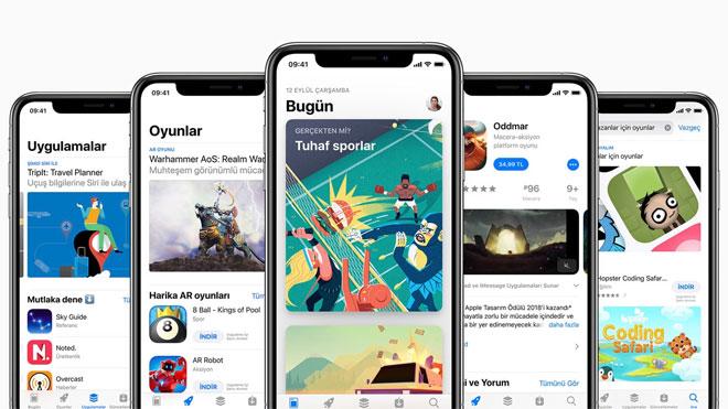 Ne Instagram Ne WhatsApp iPhone sahiplerinin favori uygulaması TikTok