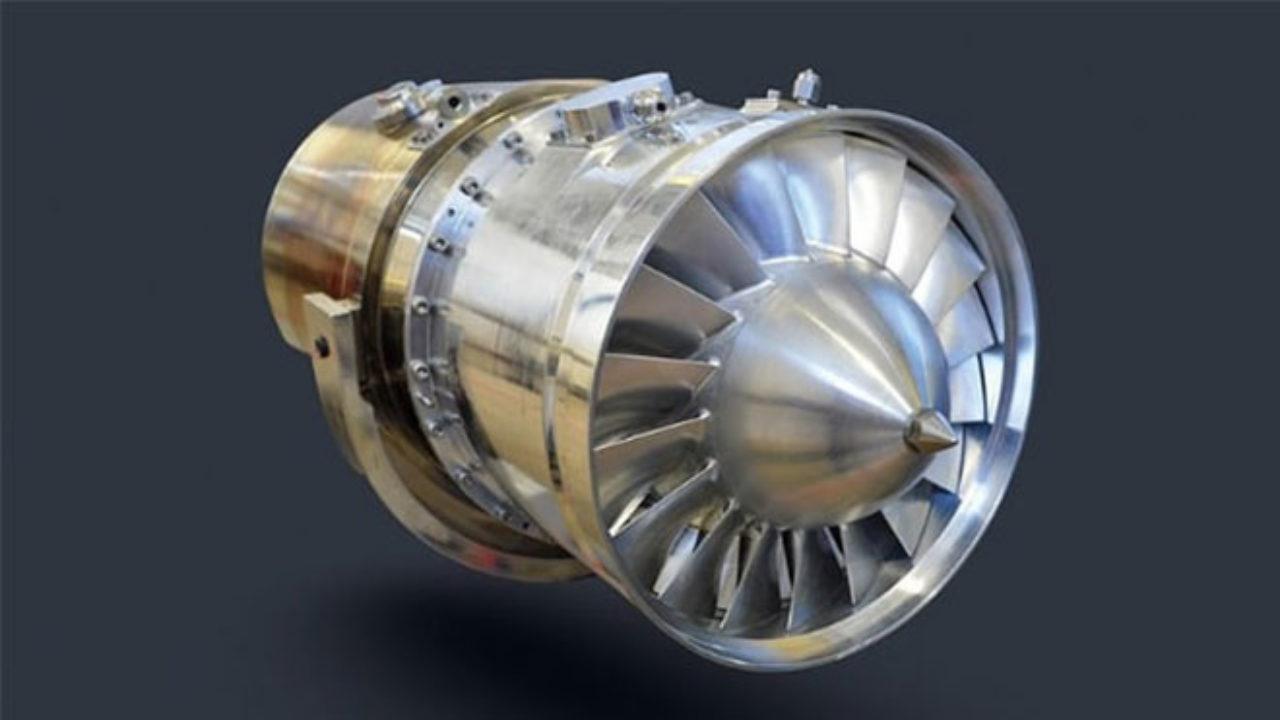 Türkiye'nin ilk yerli turbojet motoru KTJ-3200'den büyük başarı - LOG