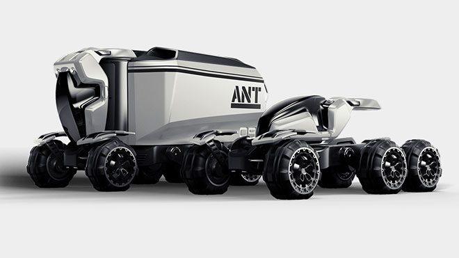 Ferox ANT 6×6 arazi aracı