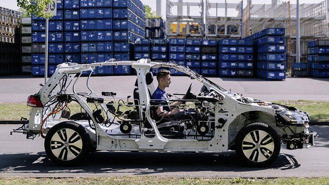 Volkswagen Golf e-Golf eGon