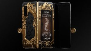 Katlanabilir telefon Samsung Galaxy Fold Game of Thrones Edition