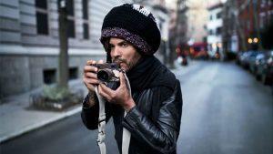 "Lenny Kravitz Leica M Monochrom ""Drifter"""