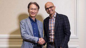 Sony ve Microsoft