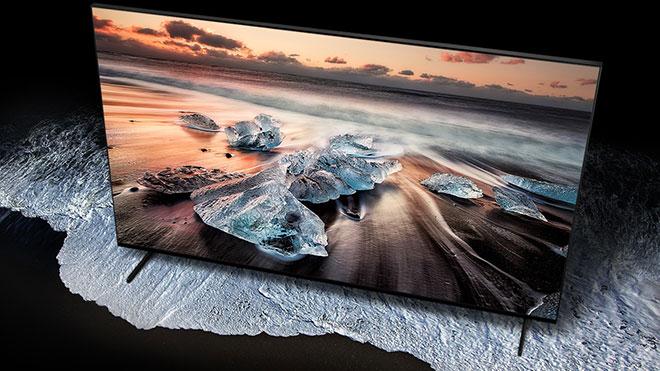Samsung QLED 8K TV Neden 8K TV?