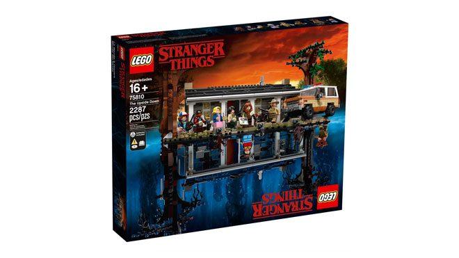Netflix Stranger Things LEGO seti