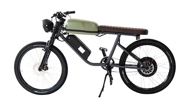 Elektrikli bisiklet Titan R