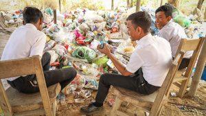 okul plastik atık