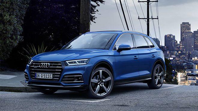 2019 Audi Q5 E Quattro