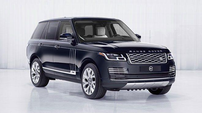 Range Rover SVO Astronaut Edition