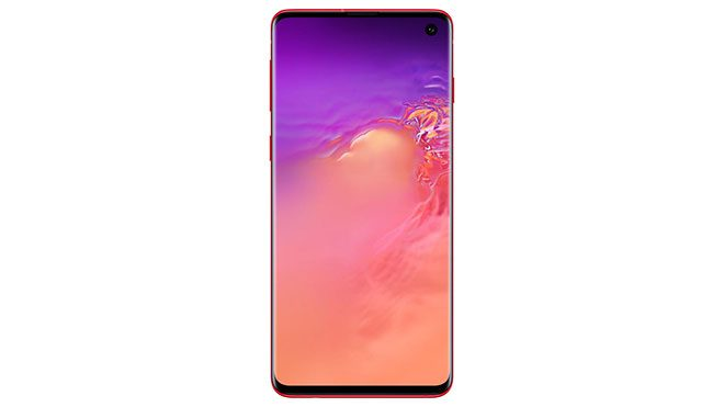 Samsung Galaxy S10 ve Samsung Galaxy S10+