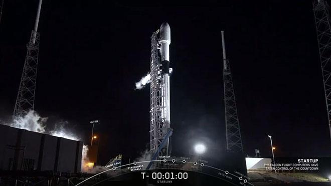 SpaceX Starlink uzaydan internet
