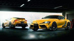 2019 Toyota Supra