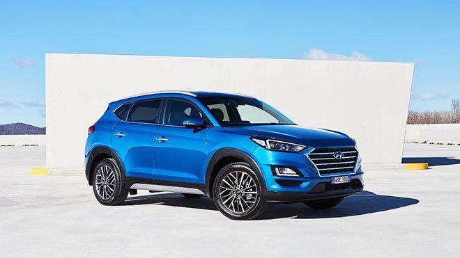 Hyundai Tucson Style Plus