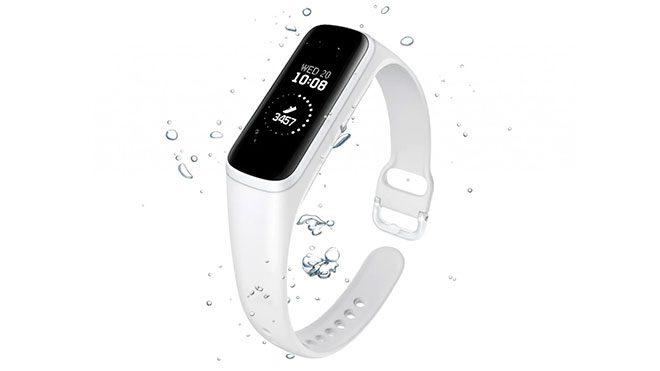 Samsung Galaxy Fit e akıllı bileklik